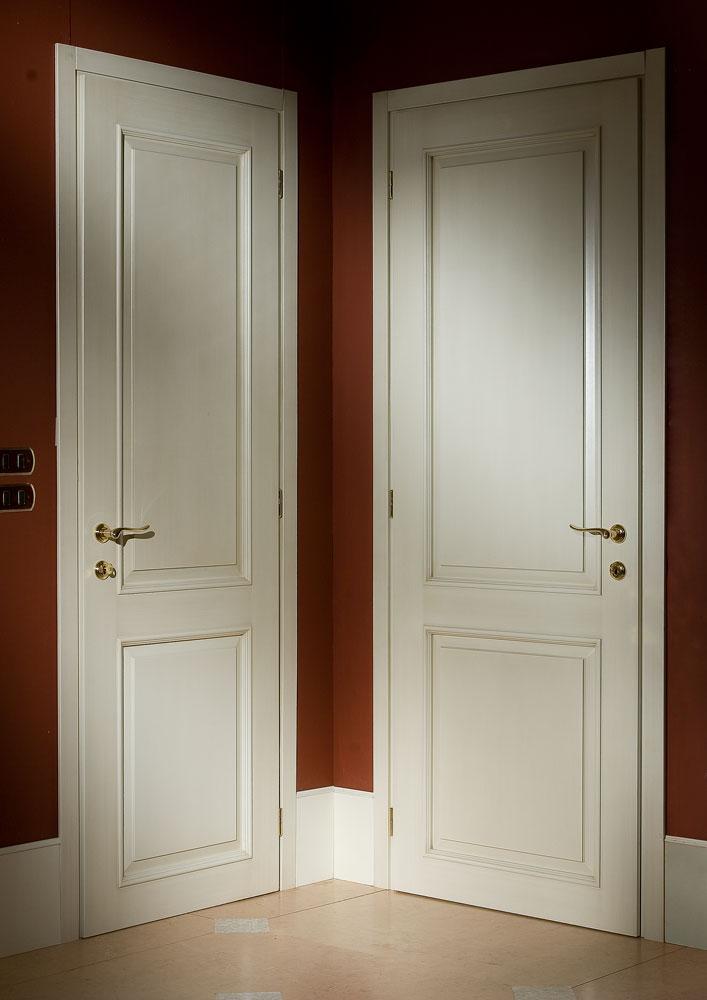 Foto n. 1012 / Bianco patinato colore 9 - Porte